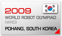 2009 WRO, POHANG, SOUTH KOREA
