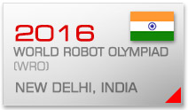 2016 WRO, NEw Delhi, India